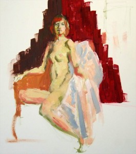 Figure Painting at the AFG