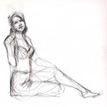 Dr Sketchy - February